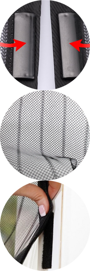 magic mesh установка
